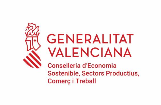 Subvención concedida por la Generalitat Valenciana